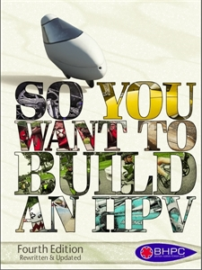 So You Want to Build an HPV - front cover